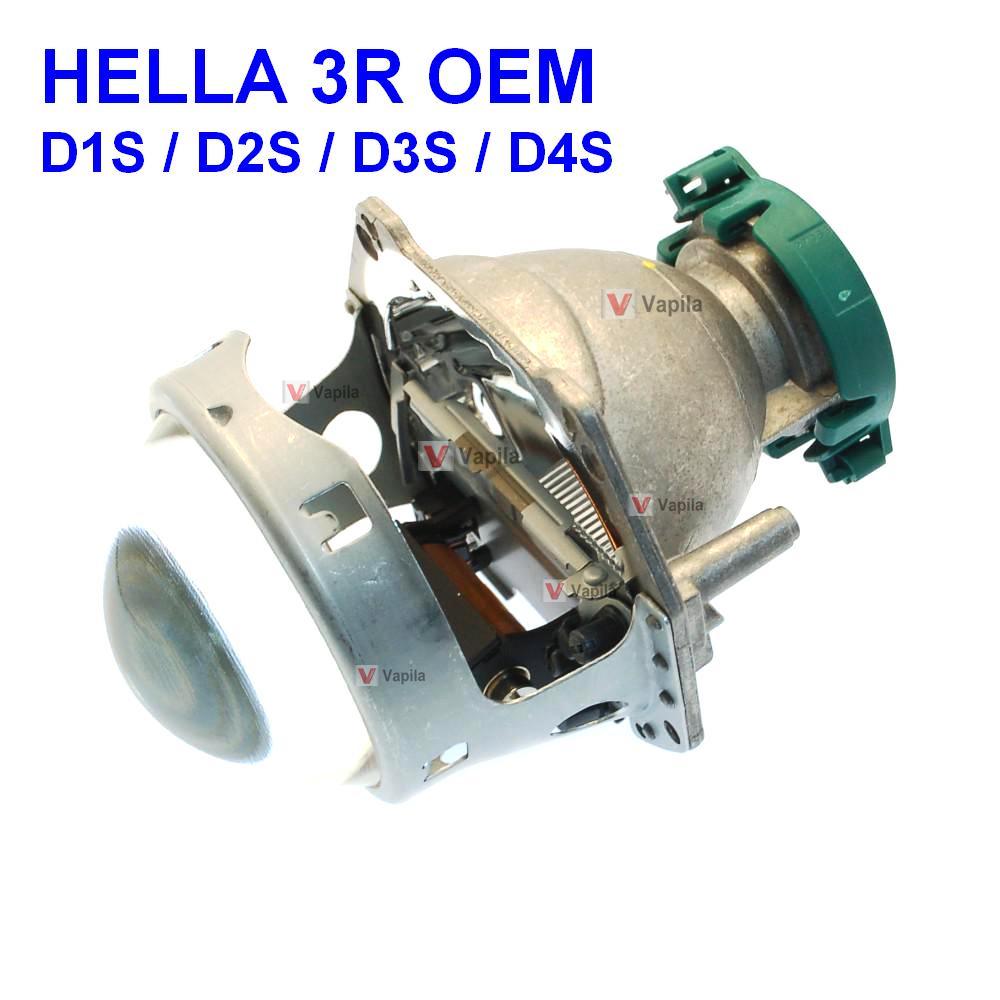 Hella 3R OEM D2S D3S D4S D1S