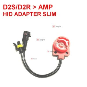 D2S/D2R на AMP SLIM adapter hid