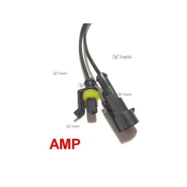 AMP hid connector