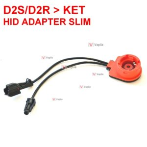 slim hid adapter d2s to ket