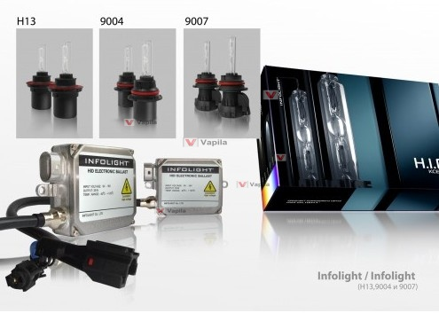 Биксенон Infolight 50w