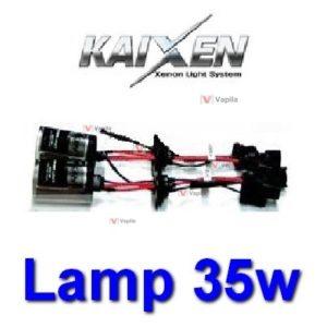 Ксеноновые лампы Kaixen 35w