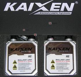 Блок розжига Kaixen K2 35w с обманкой