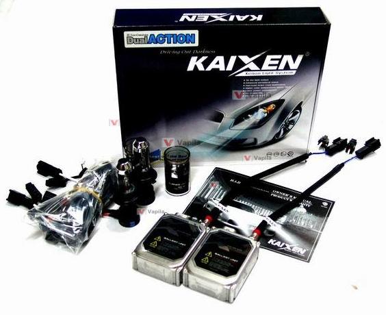 Биксенон Kaixen K2 35w + Подарок!