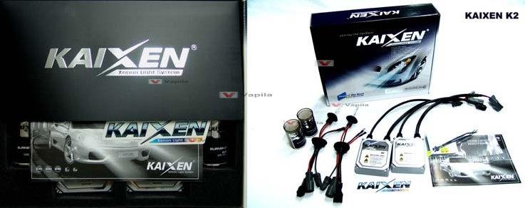 Ксенон Kaixen K2 50w + Подарок!