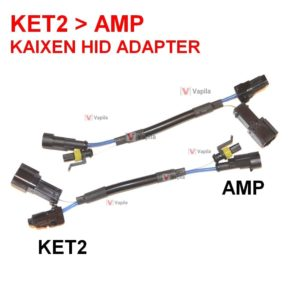 ket2 to amp HID adapter