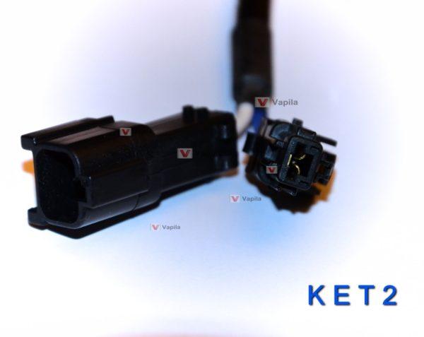 Переходник KET2 на AMP/KET