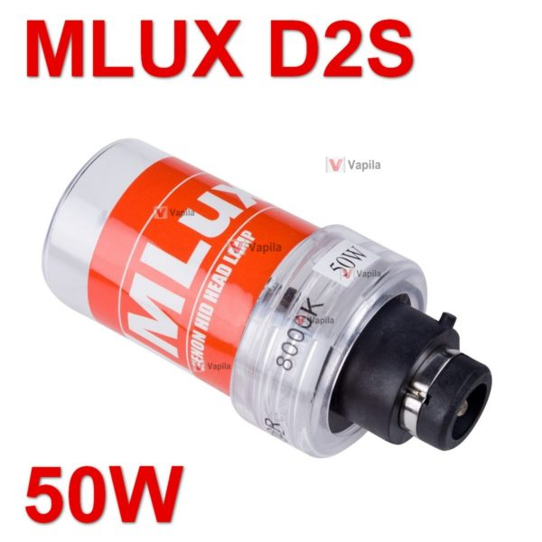 Ксеноновая лампа d2s 50w mlux