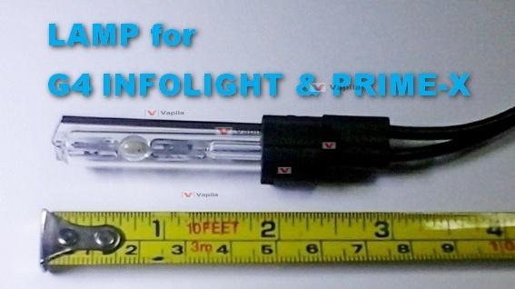 Ксеноновые лампы IL Trade для линз G4 35w