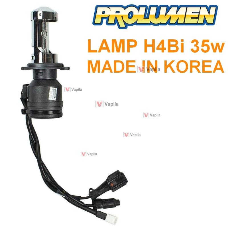 Лампы биксеноновые Prolumen H4Bi