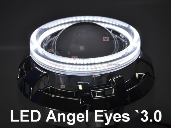 Комплект LED ангельских глазок SMD для `3.0