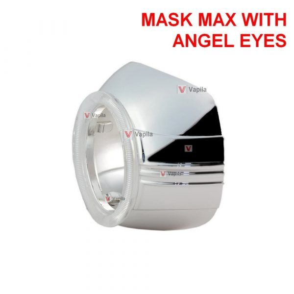 mask max with angel eyes