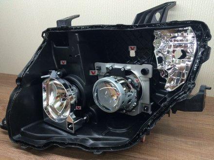 Переходная рамка для билинз Mitsubishi Pajero IV