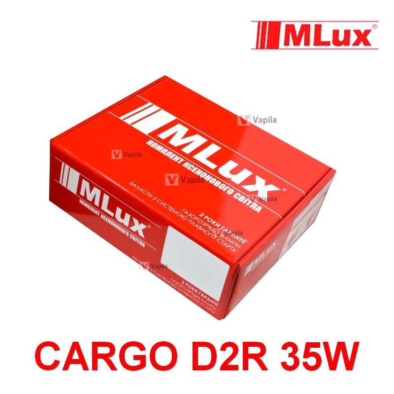 Ксенон Mlux Cargo D2R 35w