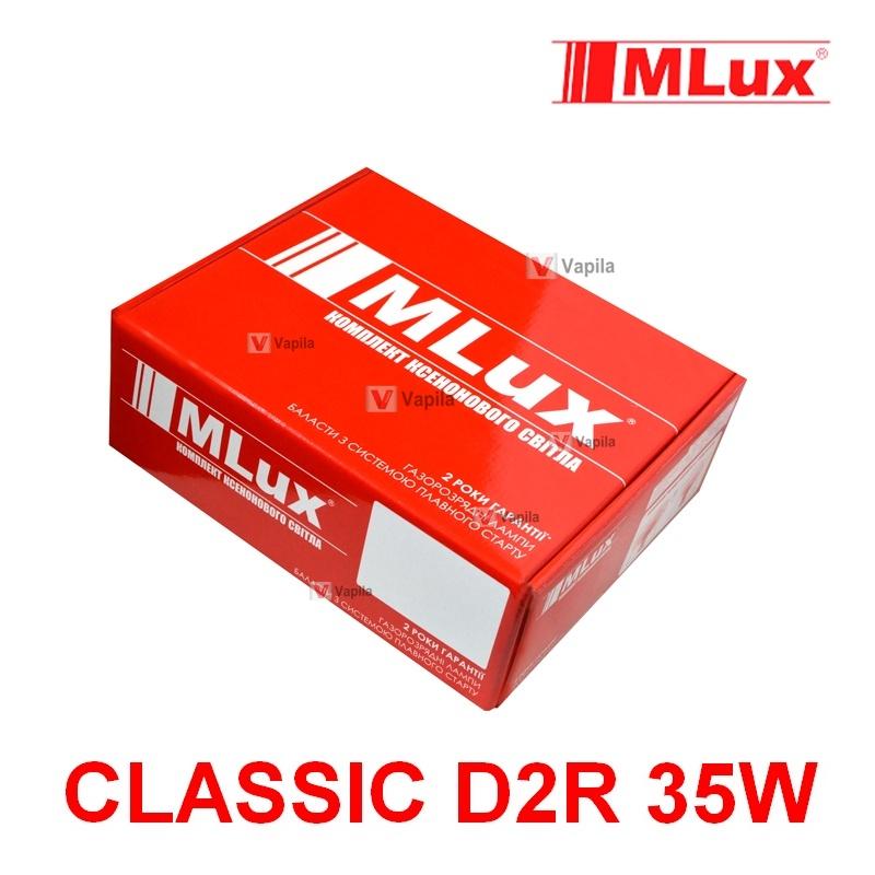 Ксенон Mlux Classic D2R 35w