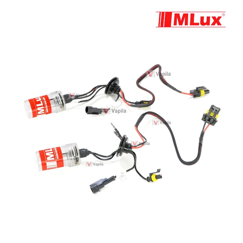 Ксенон Mlux Simple silm 35w H27 лампа