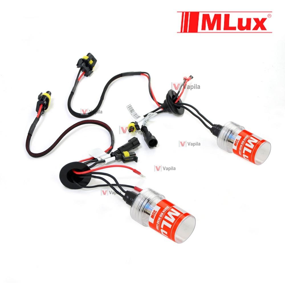 Ксенон Mlux для грузовиков 35w H3 лампа