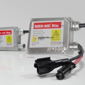 Блок розжига Sho-Me Pro 35w 9-16v с обманкой
