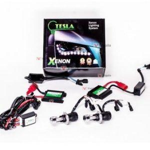 Биксенон Tesla Eco style 40w + Подарок!