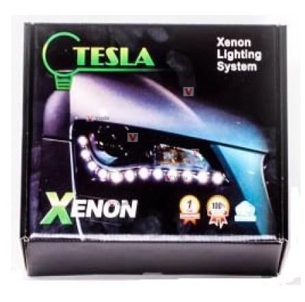 Ксенон Tesla Quick start 40w + Подарок!
