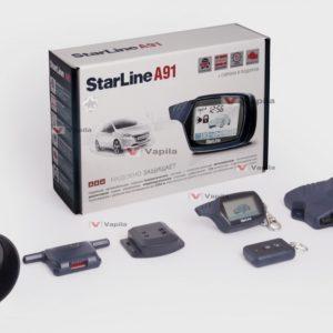 Автосигнализация Starline A91/A91 4x4