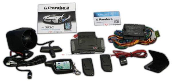 Автосигнализация Pandora DXL 3930