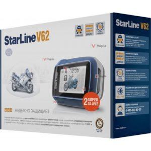 Мотосигнализация StarLine Twage MOTO V62
