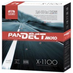 МОТОСИГНАЛИЗАЦИЯ PANDECT X-1100