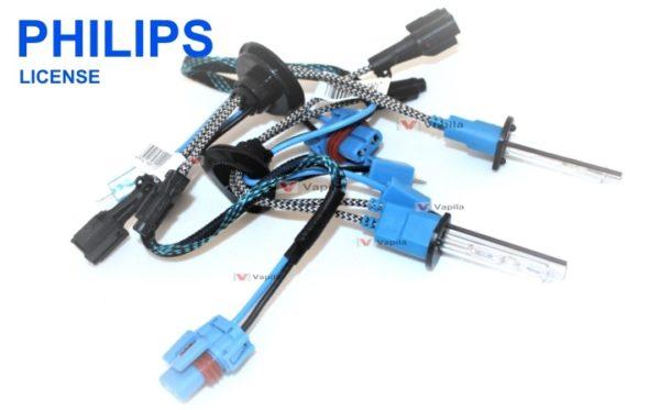 Ксеноновые лампы Philips license 35w