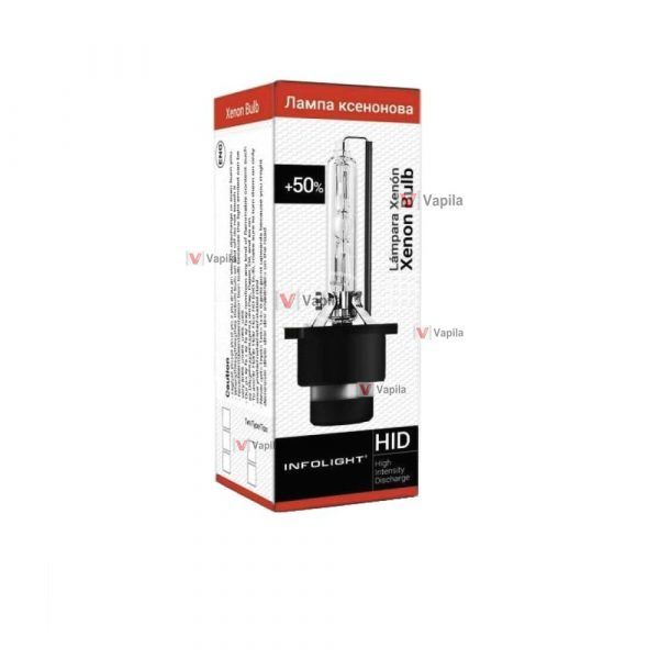 Ксеноновая лампа Infolight D2S +50% 35w