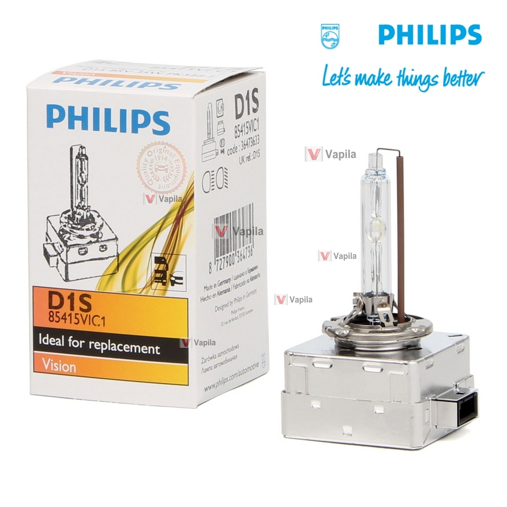 Philips D1S VISION 85415VIC1