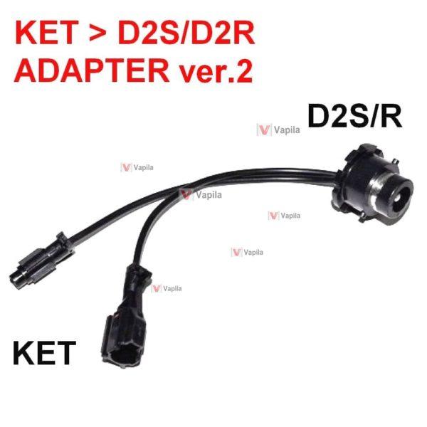 ket - d2s/r HID adapter ver.2