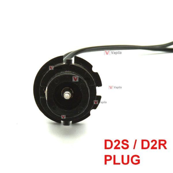 d2s / d2r plug connector