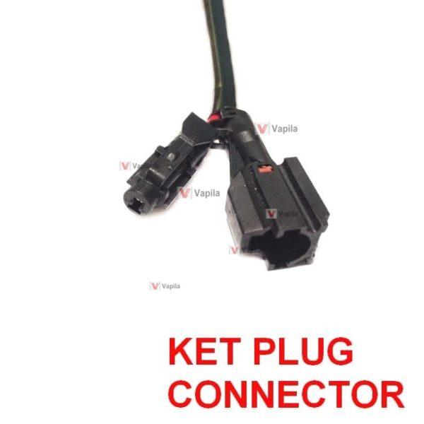 KET plug connector