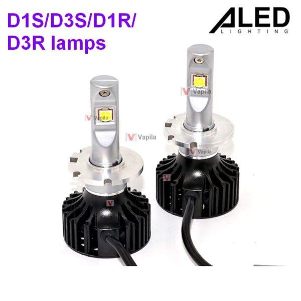 Светодиодные лампы ALED