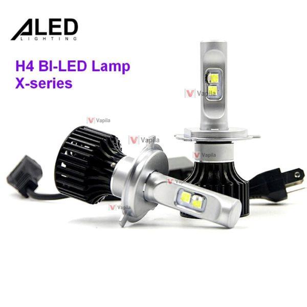 Светодиодные лампы ALED Н4 Bi-LED