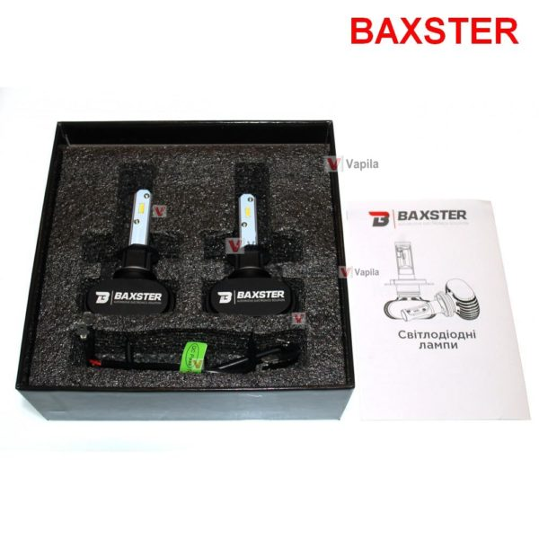Baxster LED LAMP Instruction