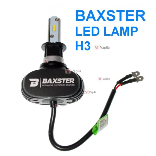 Baxster H3 LED LAMP
