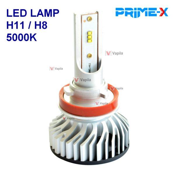 светодиодные лампы Prime-X H11 / H8