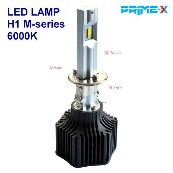 Светодиодные лампы Prime-X H1 6000К