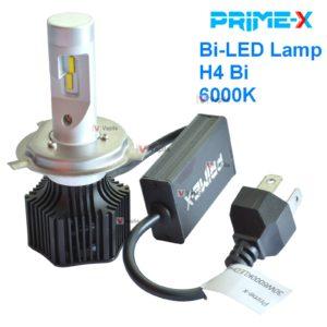 светодиодные лампы Prime-X M-series H4 Bi-LED