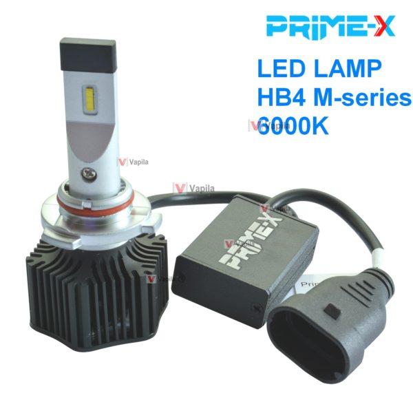 Светодиодные лампы Prime-X HB4 6000К