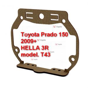 Рамка переходная Toyota Prado 150