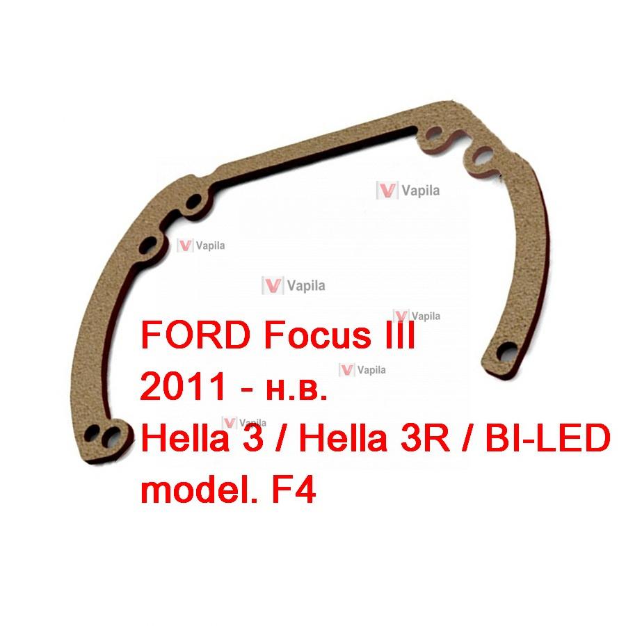 Переходная рамка для билинз Ford Focus III