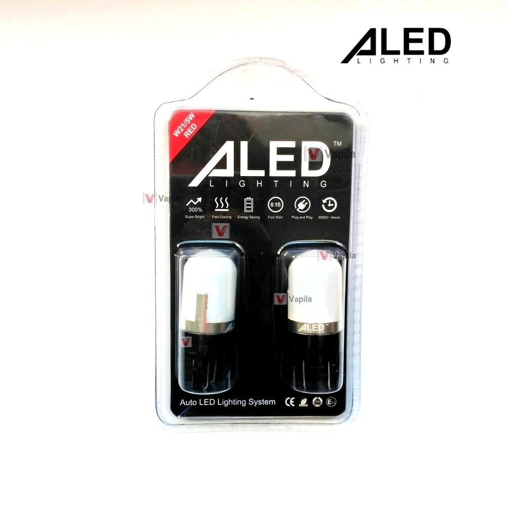 ALED T20 W21/5W 7443 RED