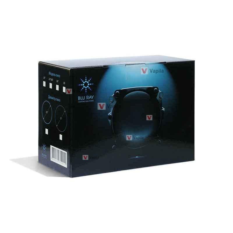 Биксеноновые линзы Blu Ray коробка