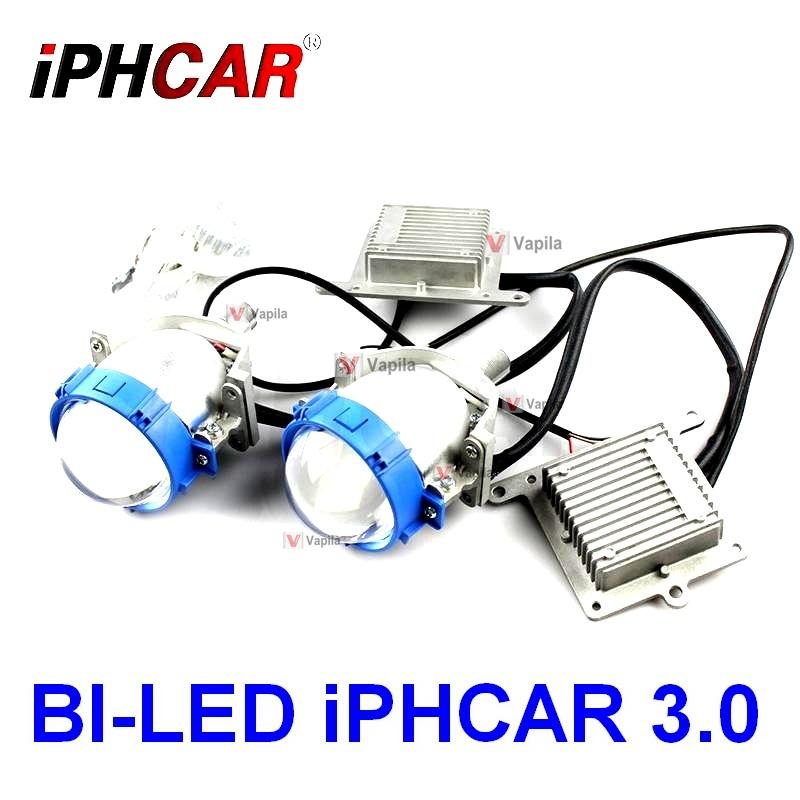 Bi-LED модули Iphcar 3.0