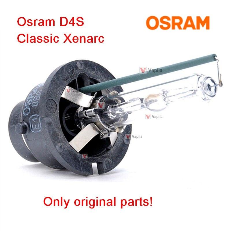 xenon lamp osram d4s 35w classic xenarc