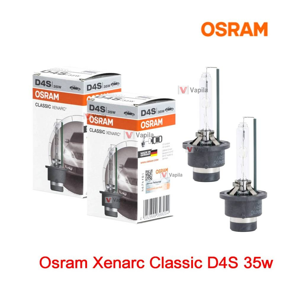 xenon lamp Osram Xenarc Classic D4S 35w