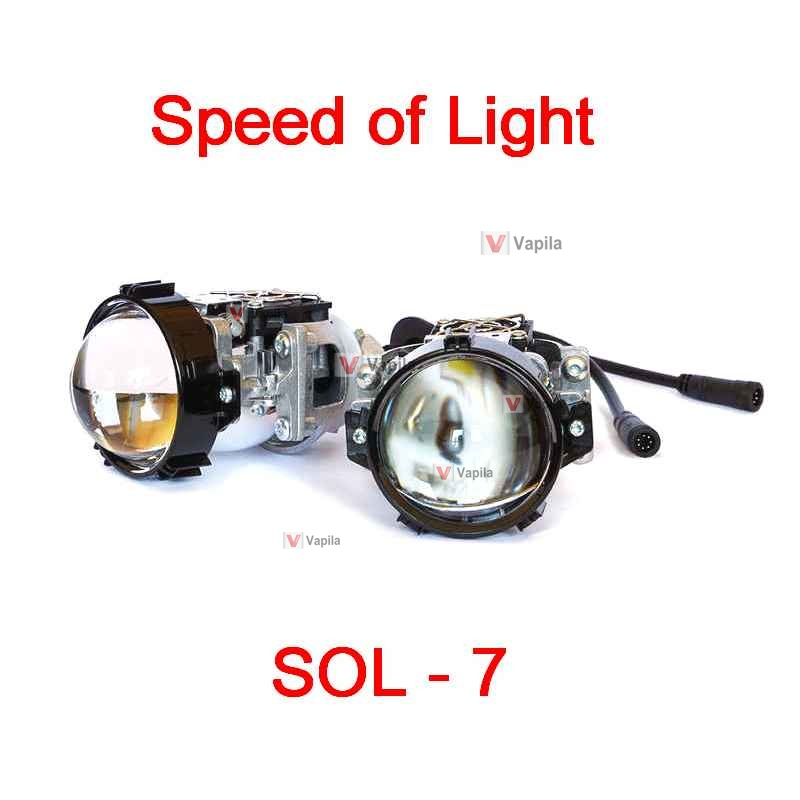 bi-led lenses sol-7